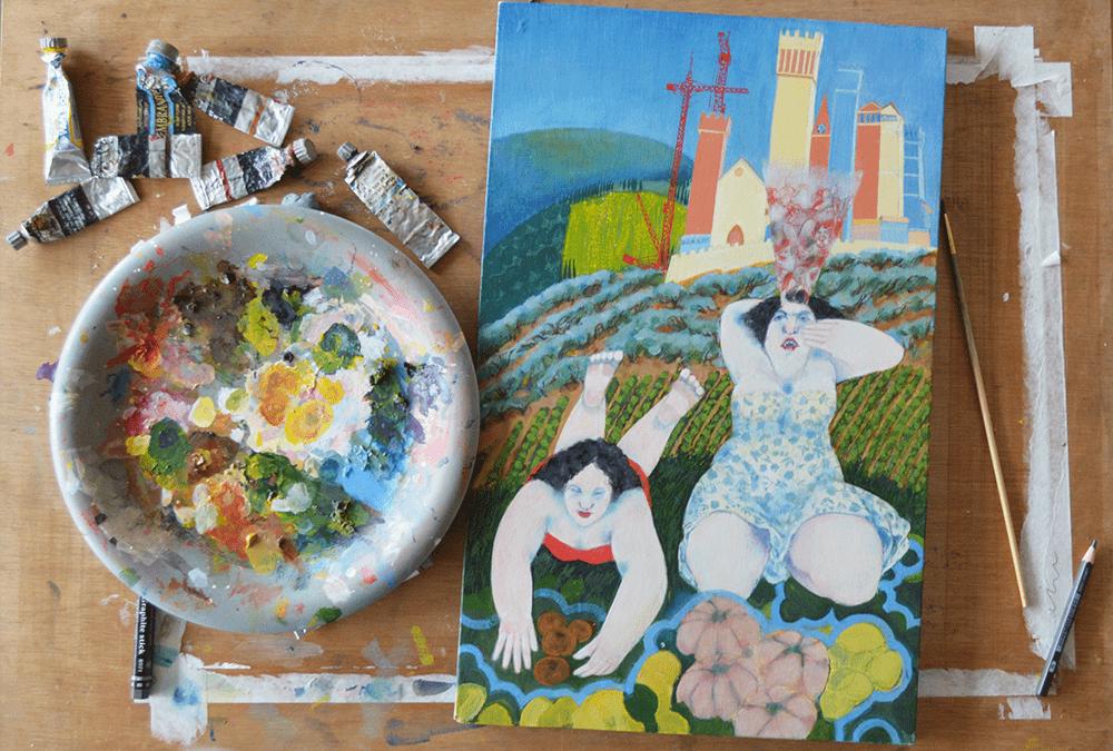 Open Atelier Gouda: voorjaarseditie